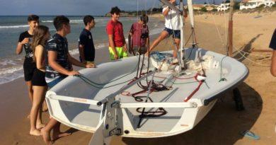 """Progetto Scuola-Vela per il primo biennio ad indirizzo sportivo del Liceo Scientifico """"E. Fermi"""" di Ragusa"""