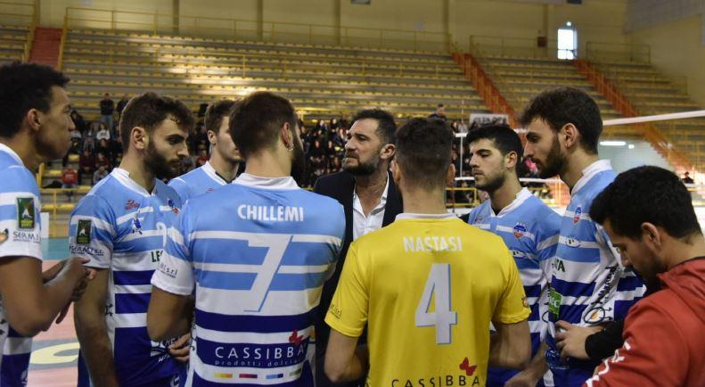 Avimecc Volley Modica perde a testa alta contro la capolista Grottazzolina